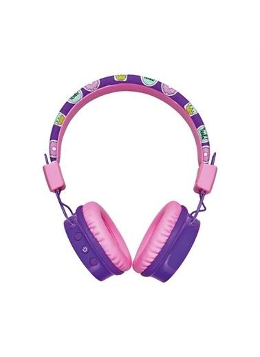 Trust Trust Comı Mor Bluetooth Kulak Üstü Çocuk Kulaklığı Renkli